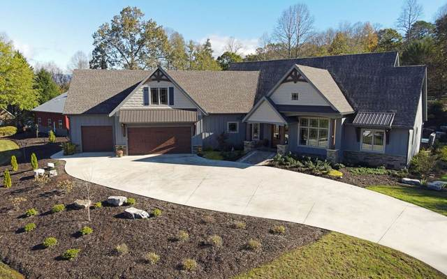 2572 Hy Top Road, Young Harris, GA 30582 (MLS #303189) :: Path & Post Real Estate
