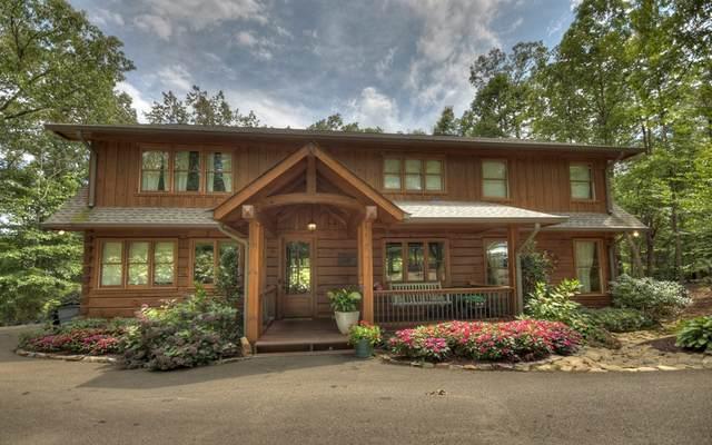 21 Azure Point, Blue Ridge, GA 30513 (MLS #303193) :: Path & Post Real Estate