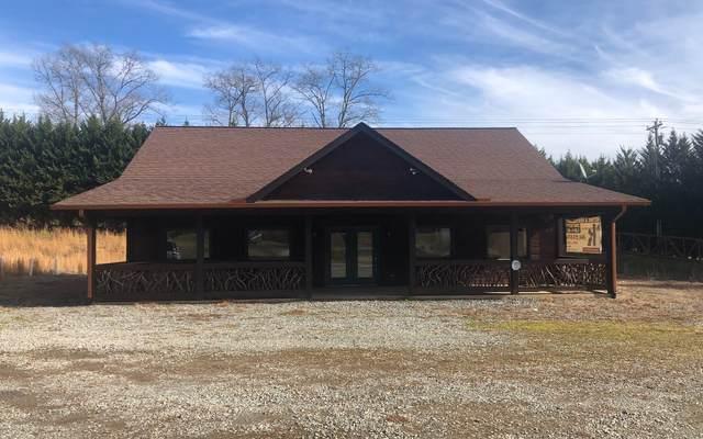 1638 Loving Road, Morganton, GA 30560 (MLS #303194) :: RE/MAX Town & Country