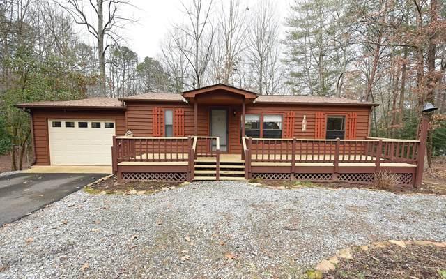 470 Rocky Circle, Blairsville, GA 30512 (MLS #303244) :: Path & Post Real Estate