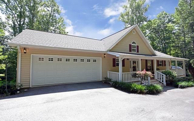 681 Cheryl Drive, Young Harris, GA 30582 (MLS #303290) :: Path & Post Real Estate