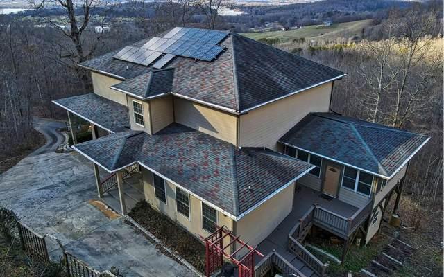 448 Little Deer Run, Hayesville, NC 28904 (MLS #303305) :: Path & Post Real Estate