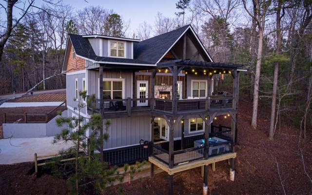 Malory Dr- Lt1293, Ellijay, GA 30540 (MLS #303337) :: RE/MAX Town & Country