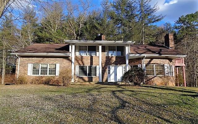 185 Burch Cove Road, Hayesville, NC 28904 (MLS #303410) :: RE/MAX Town & Country