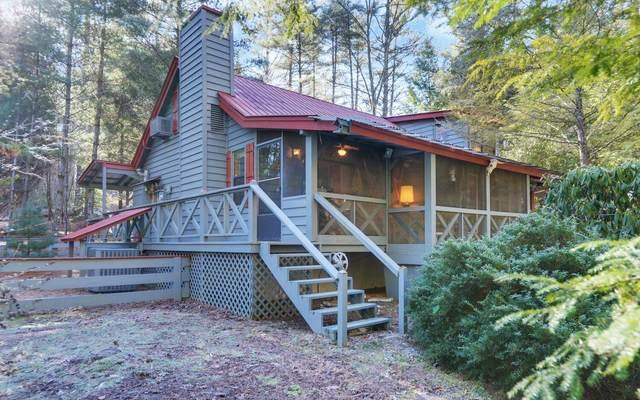 225 Holly Circle, Suches, GA 30513 (MLS #303515) :: Path & Post Real Estate