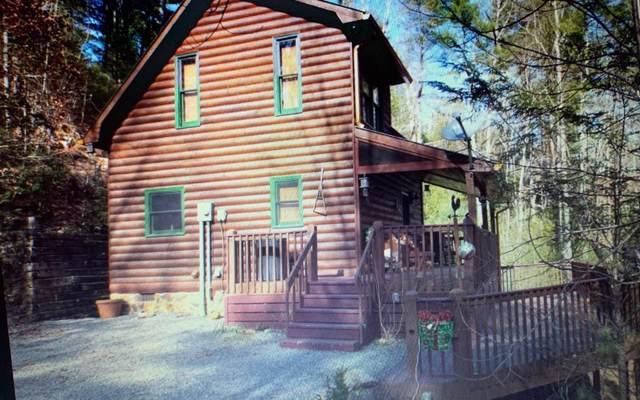 186 Cozy Valley Lane, Cherry Log, GA 30513 (MLS #303523) :: Path & Post Real Estate