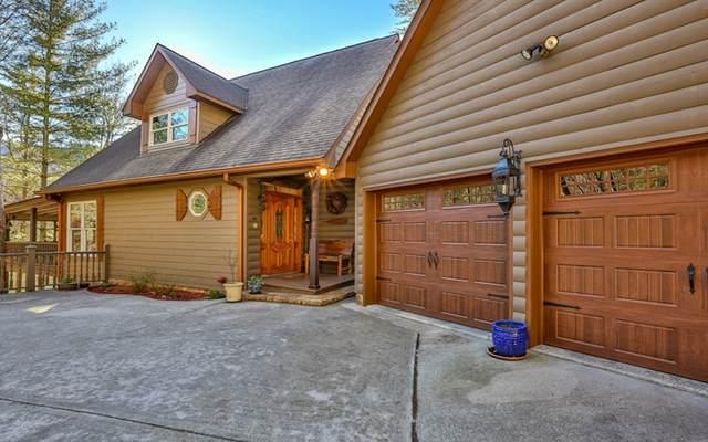 394 Skyview Drive, Ellijay, GA 30536 (MLS #303537) :: Path & Post Real Estate