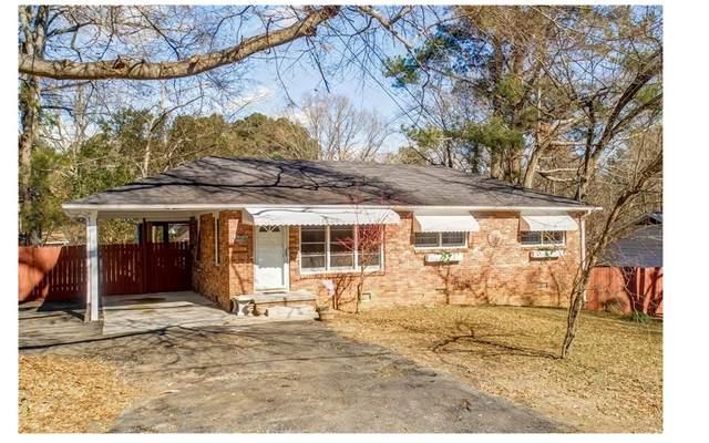 3844 Cowan Cir, Acworth, GA 30101 (MLS #303604) :: Path & Post Real Estate
