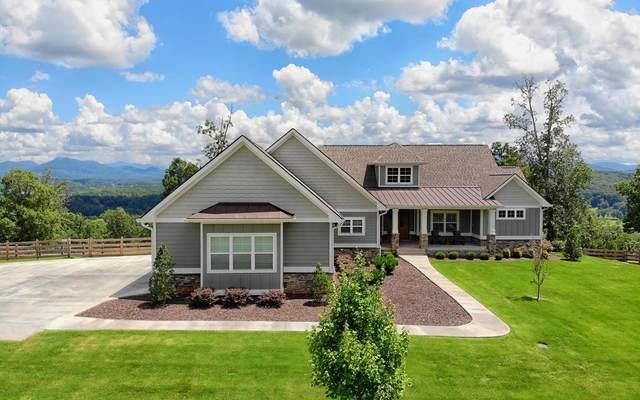 393 Jack Groves Ln, Hayesville, NC 28904 (MLS #303624) :: Path & Post Real Estate