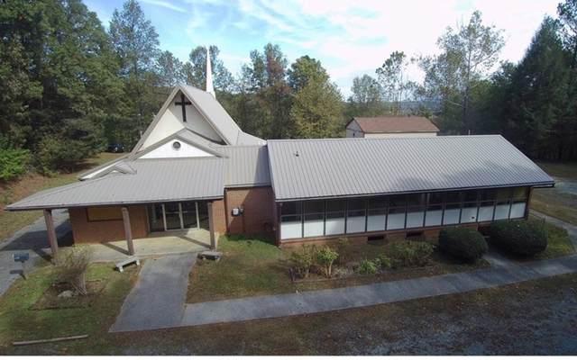 304 Southside Church St, Ellijay, GA 30540 (MLS #303660) :: RE/MAX Town & Country