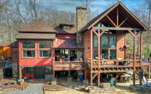 381 Old Camp Loop, Morganton, GA 30560 (MLS #303691) :: RE/MAX Town & Country