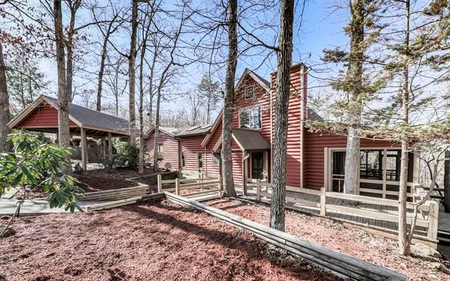 264 Tanglewood Cove, Blue Ridge, GA 30513 (MLS #303739) :: RE/MAX Town & Country