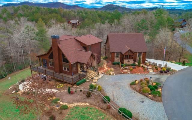 411 Kensington Dr., Mineral Bluff, GA 30559 (MLS #303856) :: Path & Post Real Estate