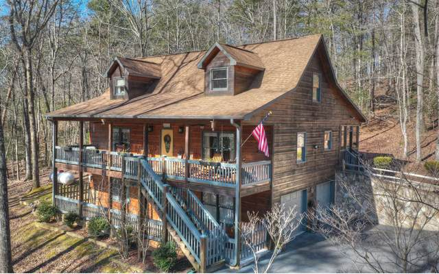 47 Suwnee Court, Ellijay, GA 30540 (MLS #303863) :: Path & Post Real Estate