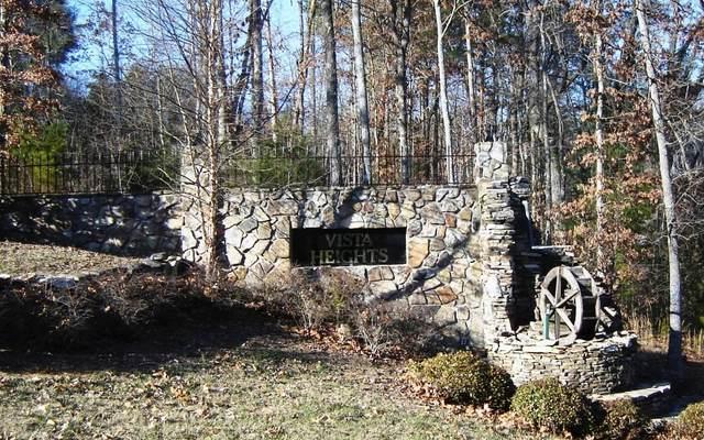 LT 13 Vista Heights, Ellijay, GA 30540 (MLS #303876) :: Path & Post Real Estate