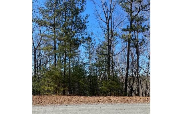 LT 45 Lake Forest Drive, Ellijay, GA 30540 (MLS #303935) :: Path & Post Real Estate