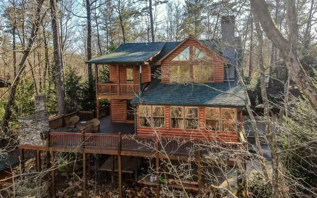 237 Trails End Summit, Ellijay, GA 30540 (MLS #303969) :: Path & Post Real Estate
