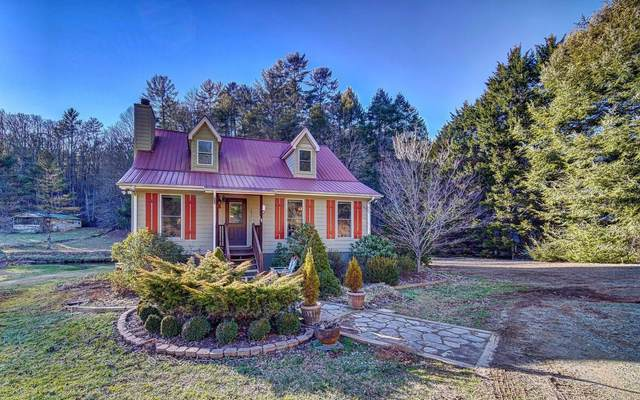 63 By The River Dr, Suches, GA 30572 (MLS #303970) :: Path & Post Real Estate