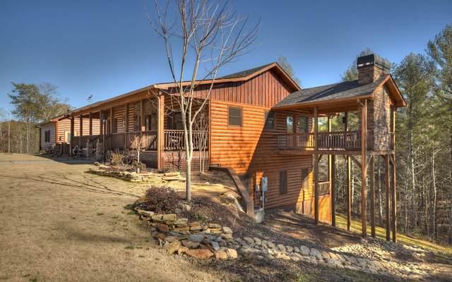 565 Kensington Drive, Mineral Bluff, GA 30559 (MLS #304036) :: Path & Post Real Estate