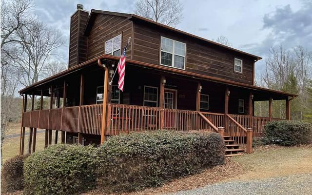 328 Ray Drive, Young Harris, GA 30582 (MLS #304046) :: Path & Post Real Estate