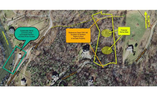 LT 30 Country Side Ln, Hayesville, NC 28904 (MLS #304053) :: Path & Post Real Estate