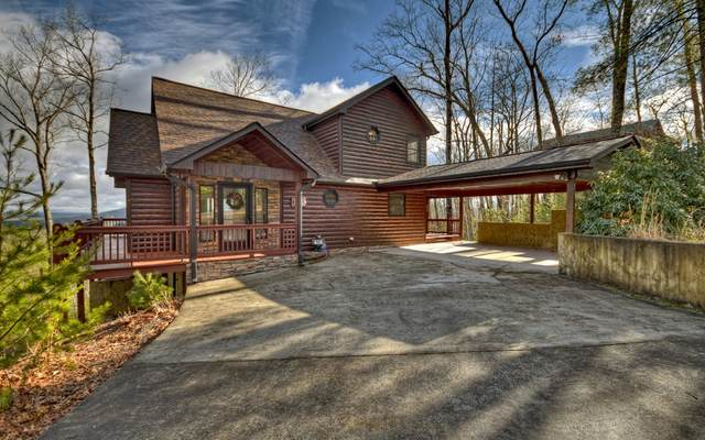 537 Raccoon Road, Blue Ridge, GA 30513 (MLS #304095) :: Path & Post Real Estate