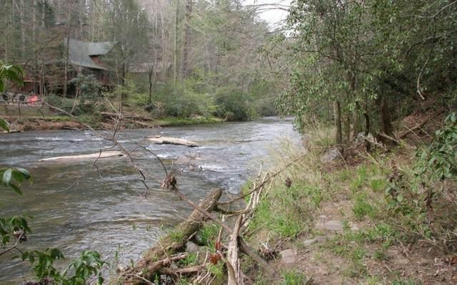 21 Roaring Forks, Ellijay, GA 30540 (MLS #304109) :: Path & Post Real Estate