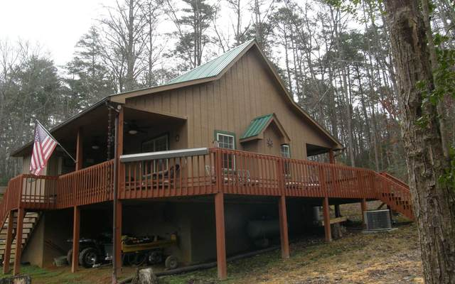 161 Skid Strip Lane, Hayesville, NC 28904 (MLS #304151) :: Path & Post Real Estate