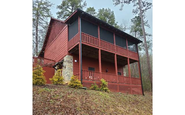 2553 Rustic Ridge Trail, Young Harris, GA 30582 (MLS #304283) :: Path & Post Real Estate