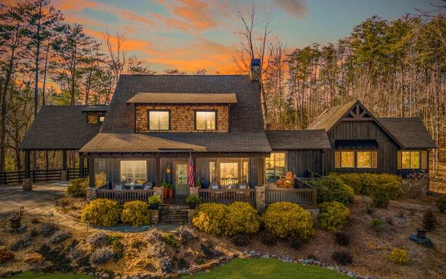 336 Greystone Trace, Ellijay, GA 30536 (MLS #304327) :: Path & Post Real Estate