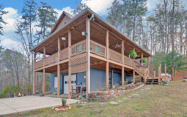 2554 Rustic Ridge Trail, Young Harris, GA 30582 (MLS #304421) :: Path & Post Real Estate