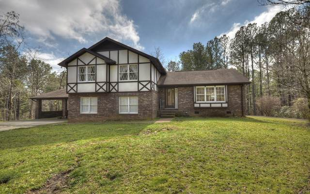 568 Cherokee Trail, Copperhill, TN 37317 (MLS #304462) :: RE/MAX Town & Country