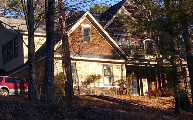 29 Vista Point, Ellijay, GA 30540 (MLS #304470) :: Path & Post Real Estate