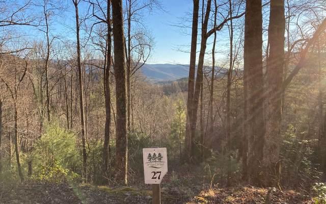 LT27 Whisper Woods, Hiawassee, GA 30546 (MLS #304471) :: RE/MAX Town & Country