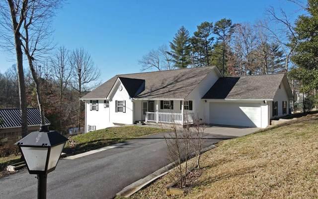 21 Coco Lane, Blairsville, GA 30512 (MLS #304507) :: Path & Post Real Estate