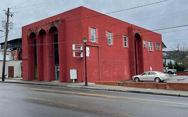 45 S Main Street, Ellijay, GA 30540 (MLS #304528) :: RE/MAX Town & Country
