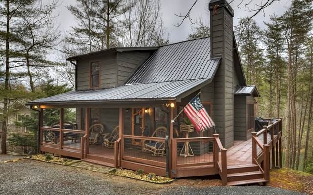 60 Clubhouse Court, Ellijay, GA 30536 (MLS #304535) :: Path & Post Real Estate