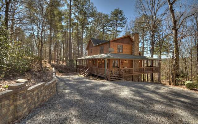 80 N Blackberry Lane, Mineral Bluff, GA 30559 (MLS #304541) :: RE/MAX Town & Country