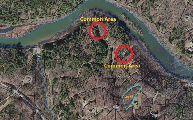 LT 15 Trillium Heights, Hayesville, NC 28904 (MLS #304542) :: Path & Post Real Estate