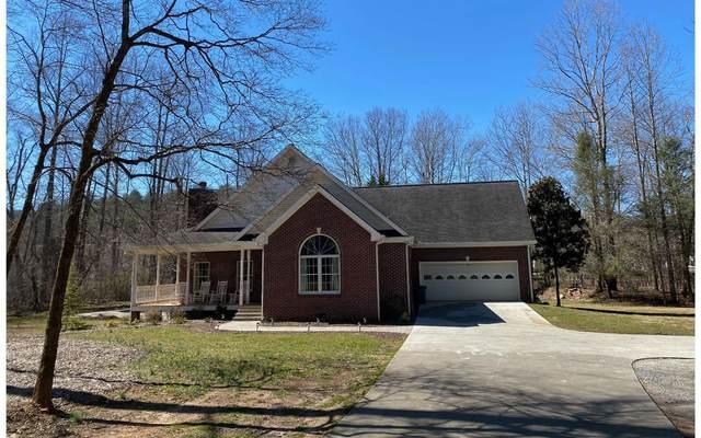 210 Souther Farm Road, Blairsville, GA 30512 (MLS #304599) :: Path & Post Real Estate