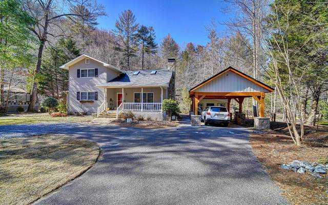 7083 Speese, Hiawassee, GA 30546 (MLS #304611) :: RE/MAX Town & Country