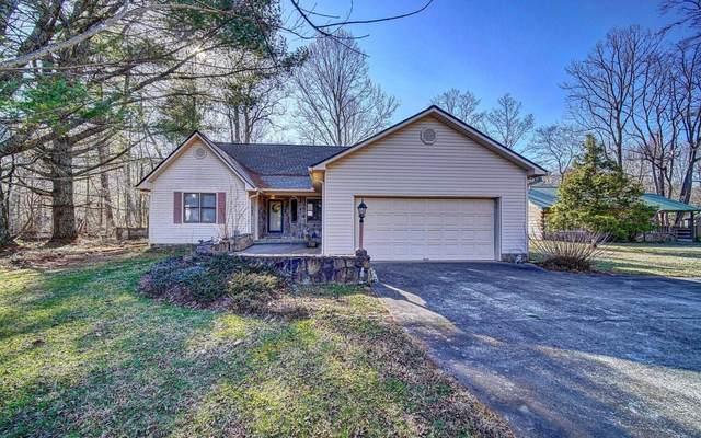 6621 Mountain Laurel Rd, Hiawassee, GA 30546 (MLS #304612) :: Path & Post Real Estate