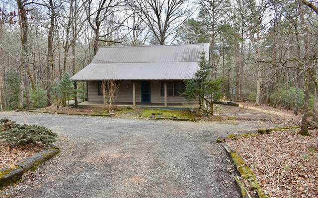 59 Choctaw Drive, Ellijay, GA 30540 (MLS #304666) :: Path & Post Real Estate