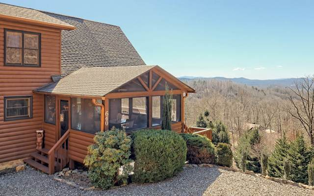 640 Stonebriar, Murphy, NC 28906 (MLS #304683) :: RE/MAX Town & Country