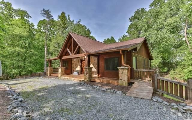 247 Pocaset Drive, Ellijay, GA 30540 (MLS #304684) :: Path & Post Real Estate