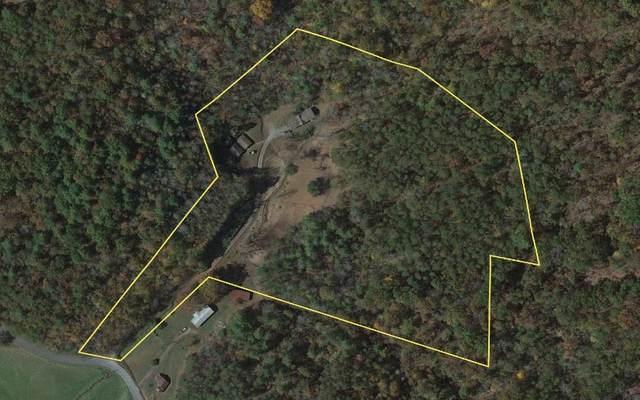 898 Weaver Creek Rd, Blue Ridge, GA 30513 (MLS #304691) :: RE/MAX Town & Country