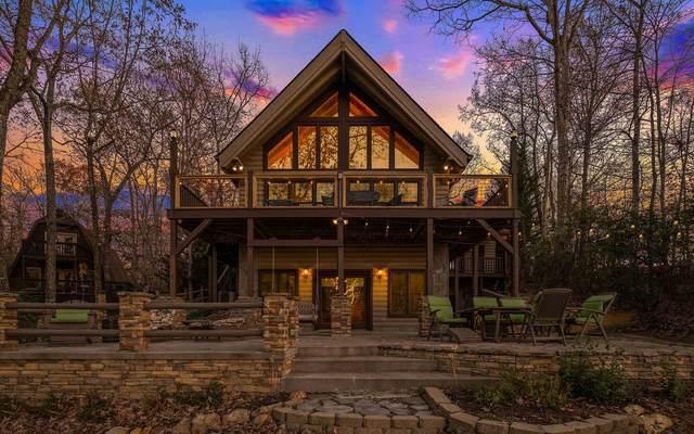 154 Lake Cove Circle, Morganton, GA 30560 (MLS #304706) :: RE/MAX Town & Country