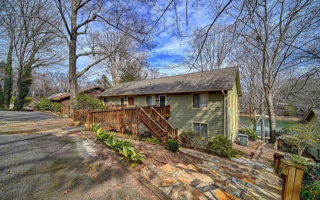246 Windjammer Dr, Hiawassee, GA 30546 (MLS #305065) :: RE/MAX Town & Country