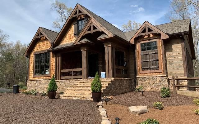 Star Creek Estates, Morganton, GA 30560 (MLS #305184) :: Path & Post Real Estate