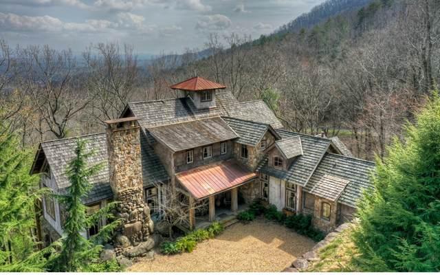 750 Chief Whitetails, Ellijay, GA 30540 (MLS #305189) :: Path & Post Real Estate